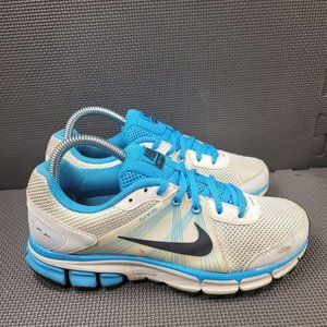 Womens Sz 8 Blue Nike Air Icarus Flywire Running S